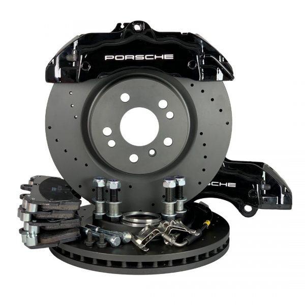 Big brake kit front Golf 5 6 GTI