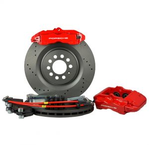 4 Pot brake kit brembo Golf 1 2 3