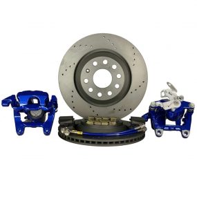 VW Golf 5 R32 rear brakes Jetta Golf 6 310mm