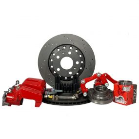 VW Golf 2 3 Corrado Jetta Vento Passat 35i rear BBK big brake 310mm VR6 GTI (w refurbished calipers)