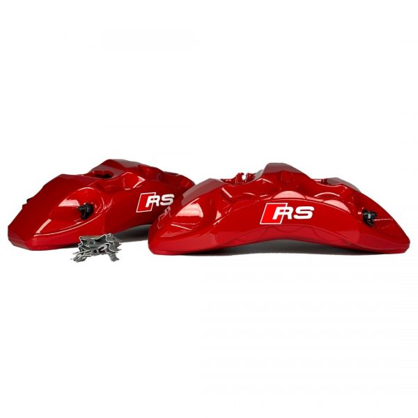 New 6 pot Akebono calipers left right Golf 5 6 7 Audi A3 S3
