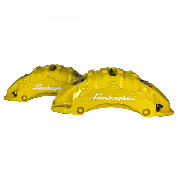 NEW 6 POT BREMBO PORSCHE CALIPERS GOLF 7 MQB PLATFORM
