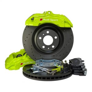 Audi 80 90 coupe S2 Big Brake kit 6 pot Brembo refurbished