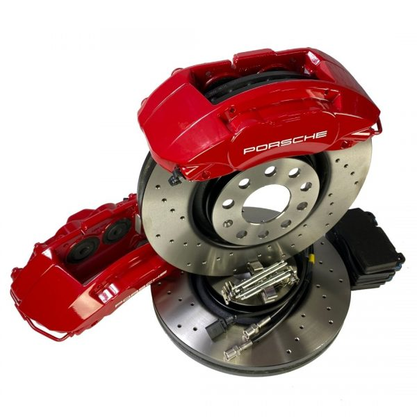 big brake kit Audi S4 B5 A4 B6 B7 Bremsanlage Brembo