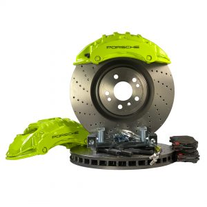 6 pots BBK big brake kit Golf 5 6 Brembo Porsche 375mm GTI R R32