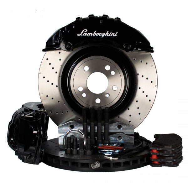 6 pots BBK big brake kit Golf 7