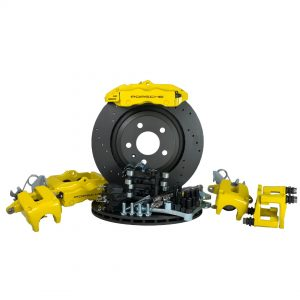 Audi S4 A4 B5 big brake kit bremsanlage