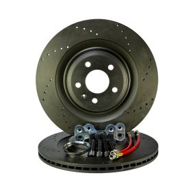 VW Golf 5 6 rear big brake kit 356mmx22mm GTI R32 (without calipers)